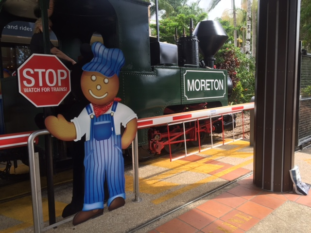 ginger factory, moreton the train, gardens, free entry, all year round fun