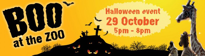Halloween, Perth Zoo, Events, Spring, Animals, Kids,