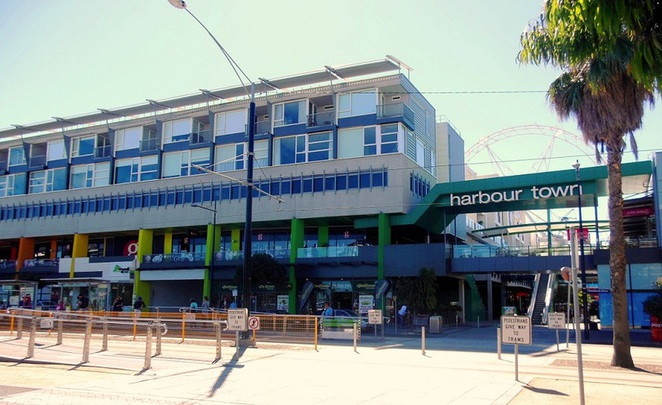 harbour town melbourne