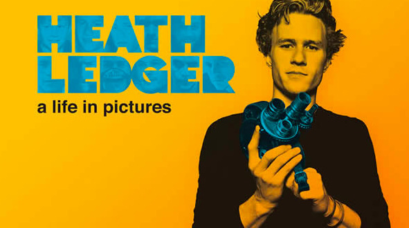 Heath Ledger, Art Gallery of WA, A Life In Pictures, Heath Ledger Exhibition, WA Movie Stars, Perth art events, Perth Cultural Centre
