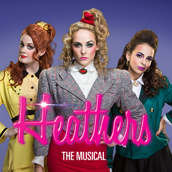 Heathers, Musicals, theatre, playhouse, art centre