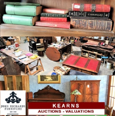 complete clearance of the quality antique and period furniture