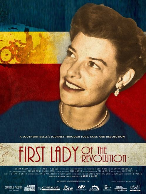 First Lady of the Revolution, Henrietta Boggs, Keppel Latin American Film Festival 2018, latin american movies, film festival singapore, free movie, free movie tickets, watch movie for free in Singapore, José Figueres
