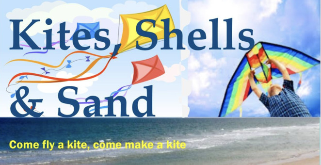 Kites, Shells and Sand Event, Henley Beach
