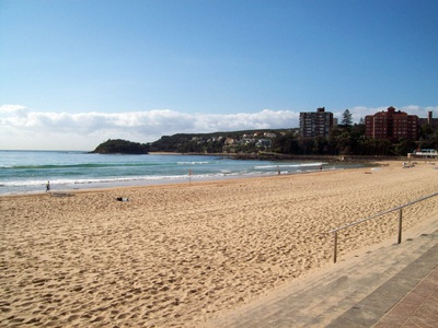 Manly Surf Beach