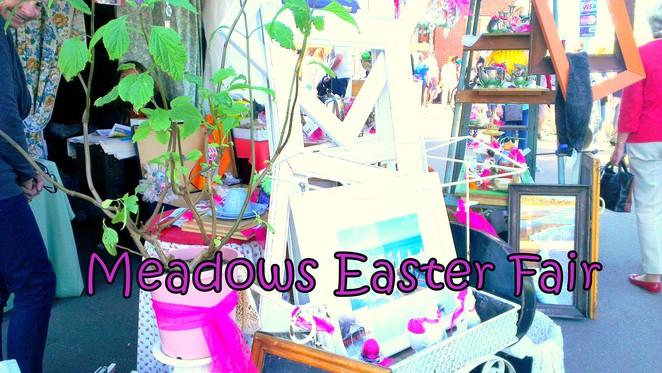 meadows easter fair, easter long weekend, country fair, craft market