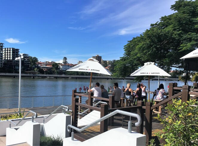Medley Cafe and restaurant Kangaroo Point