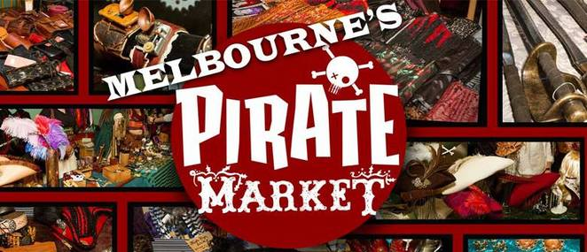 Melbourne Pirate Market