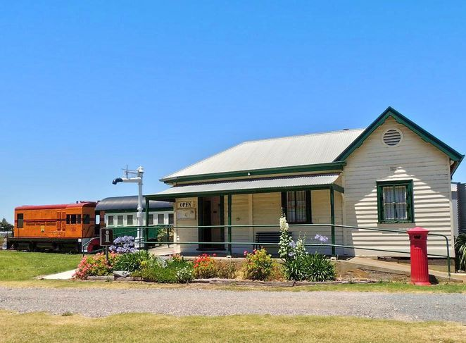 milang, milang railway museum, milang railway station, south australian railways, milang attractions, fun things to do, river murray, lake alexandrina, port milang historic railway museum