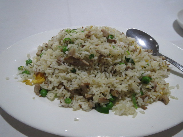 Ming's Palace, Duck Fried Rice, Adelaide
