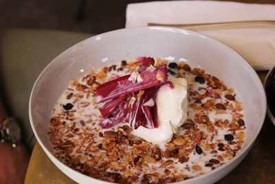 mocan green grout, rose scented granola, canberra breakfast spots, canberra coffee