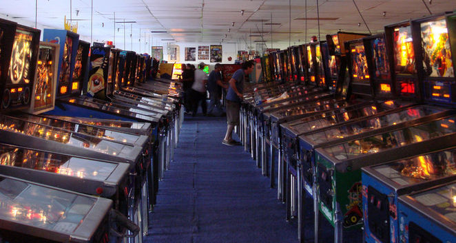 Most Unusual Reviews North America Reviews Carly Ogborne Pinball Hall of Fame