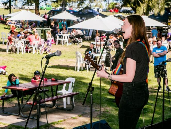 music by the river penrith new south wales