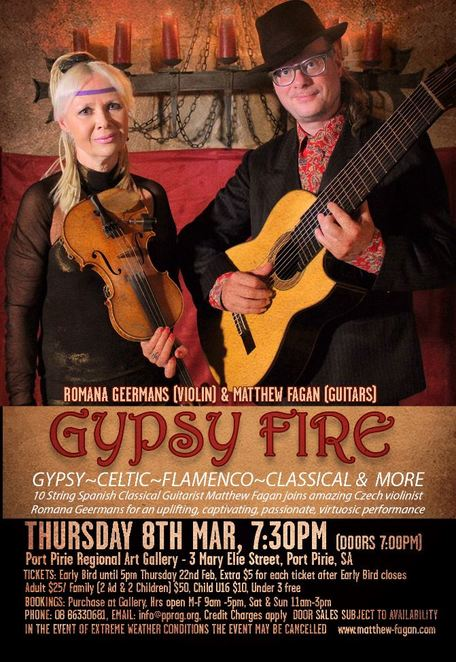 musicians, musci, band, performance, stage, port pirie community, gypsy music