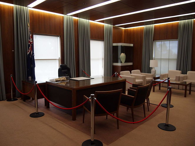 old parliament house, museum of australian democracy, canberra, ACT, things to do, family,prime ministers office,