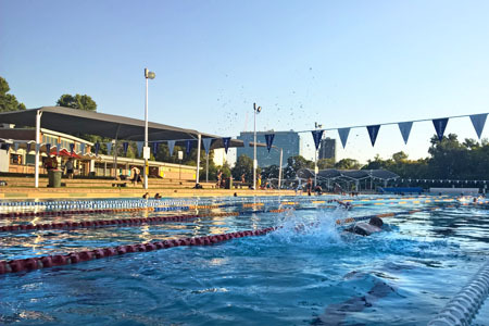 Discover Sydney 39 S Olympic Swimming Pools Sydney
