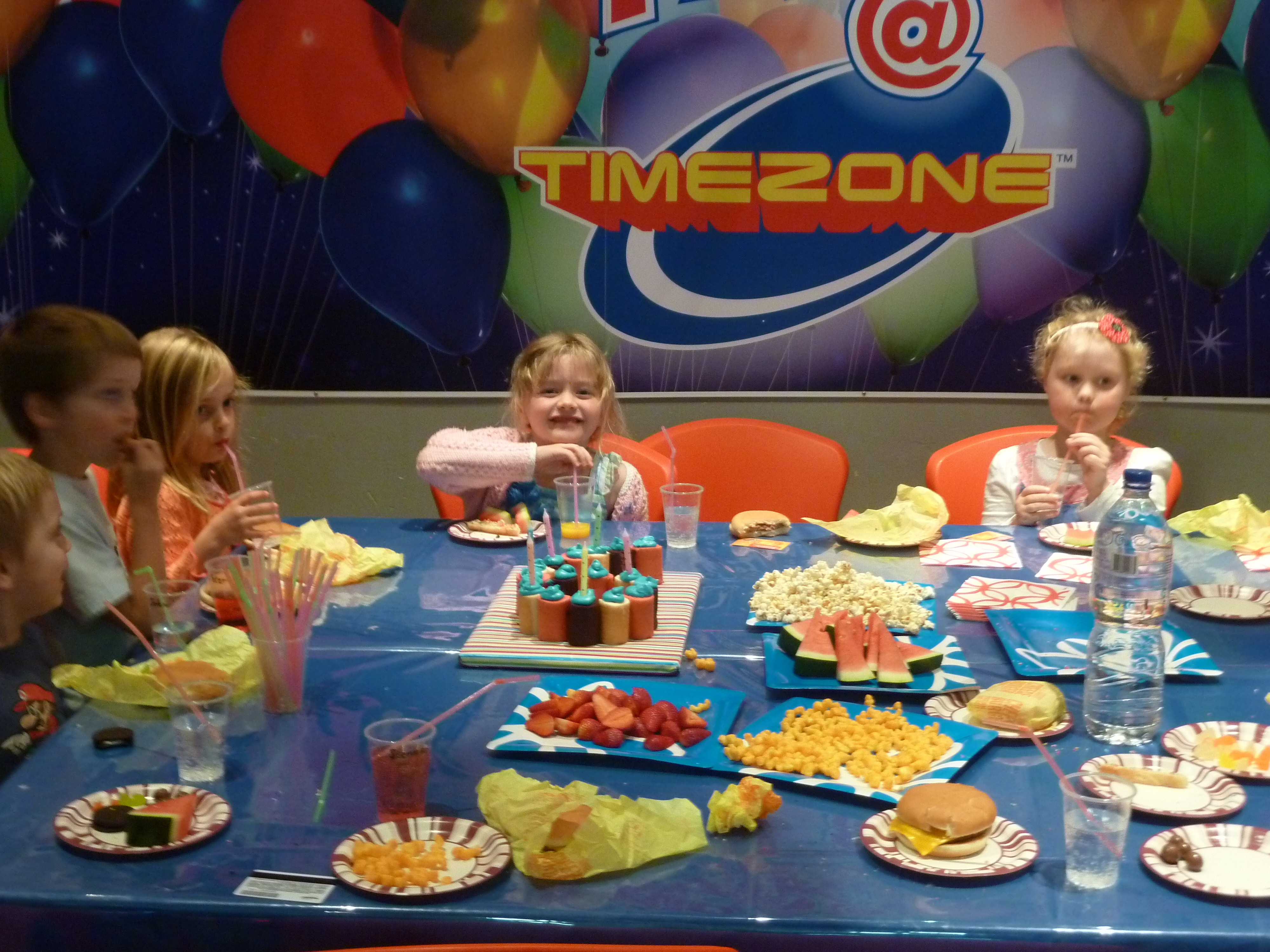 Kids Party At Timezone By Shannon Meyerkort - Children's birthday parties joondalup