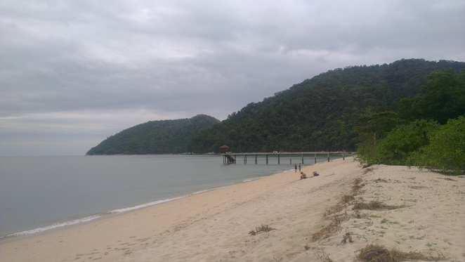 Pantai Kerachut, hiking, Penang National Park