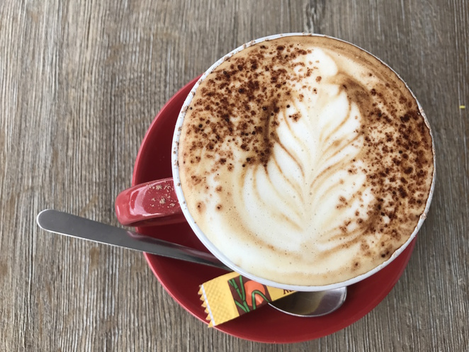parc bah espresso, gold coast, southport, dog cafe, dog friendly, cafe, breakfast, lunch, coffee, brunch, tobys estate, hugos ice creamery, pawalicious, dog treats, restaurant, finalist, award, dog park, ron short park