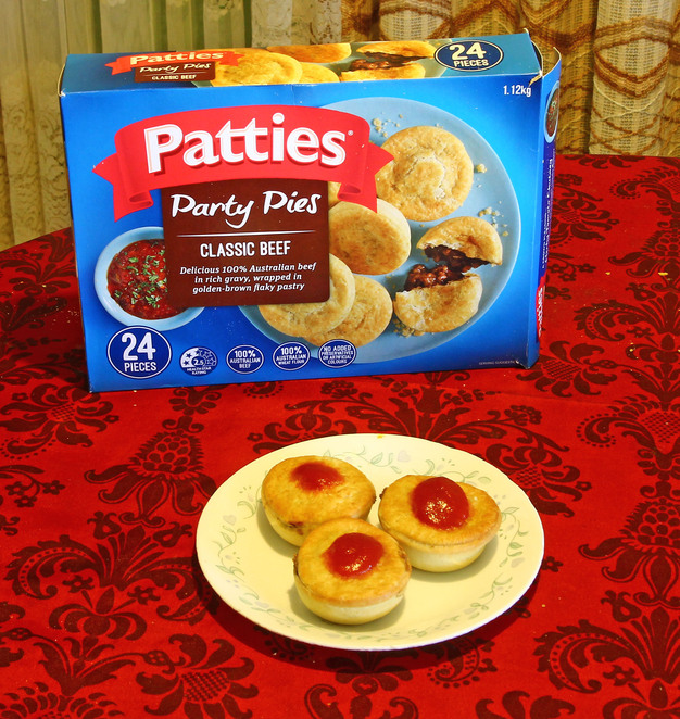 party pies.