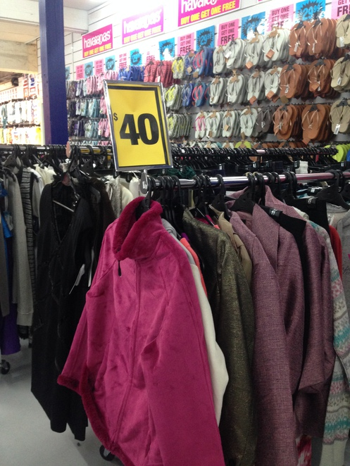Paul's warehouse, sports clothing, exercise clothing, clearance outlet