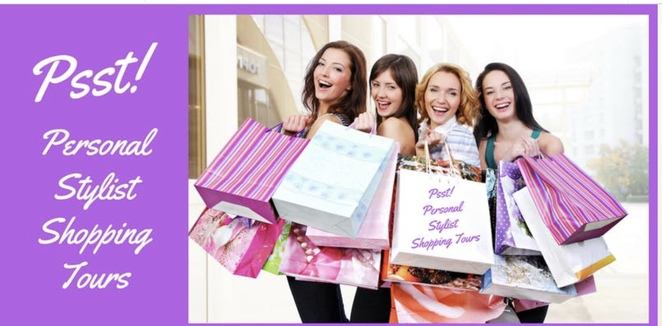 Personalised shopping tours ladies gents personal new look