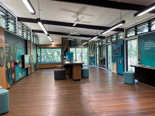 Come and explore the newly renovated Redlands Indigiscapes Centre