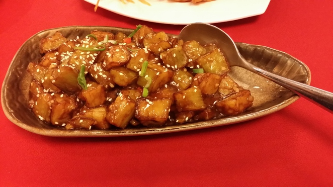 Renno Spice, Stir Fried Flavoured Eggplant, Adelaide
