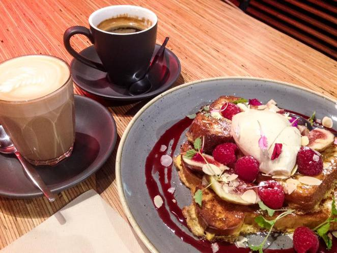 Rustica Canteen, Melbourne, Cafe, GMV, Travel, Brunch, Breakfast, Coffee, Dessert, Egg, Bread