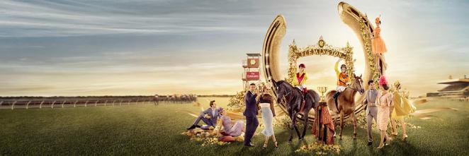 Sofitel Girls' Day Out Spring Racing Carnival at Flemington 2016