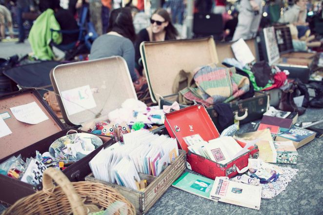 suitcase rummage, canberra, ACT, markets, new acton pecinct, shopping, second hand, preloved, handmade,
