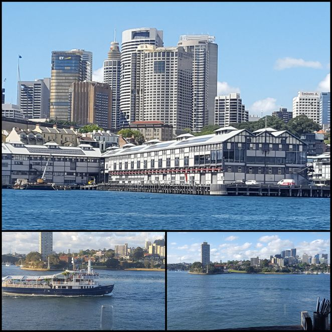 Sydney, views, iconic, Harbour, attractions