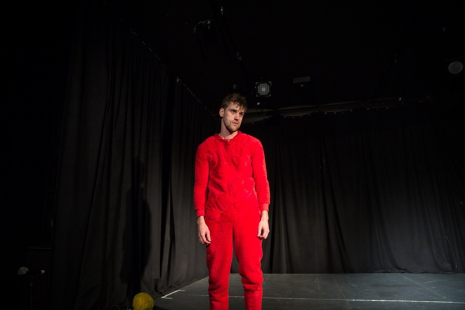 The Red Onesy's, Lukes Weaning of Life, Luke Nowell - The Weaning of Life.