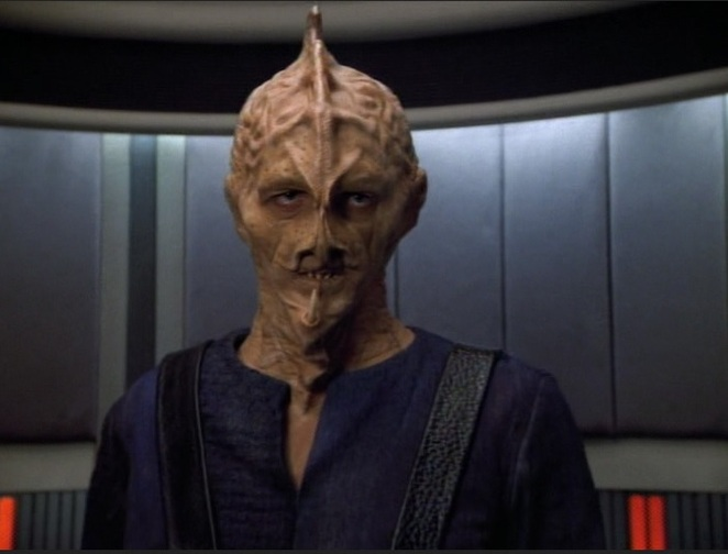 The Top Ten Strangest Alien Races Featured on Star Trek Voyager