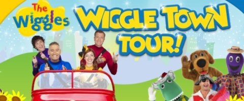The Wiggles Wiggle Town Tour Dandenong