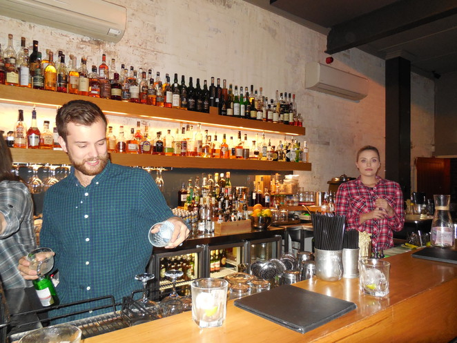 Two Feet and a Heartbeat Perth's intimate small bars tour