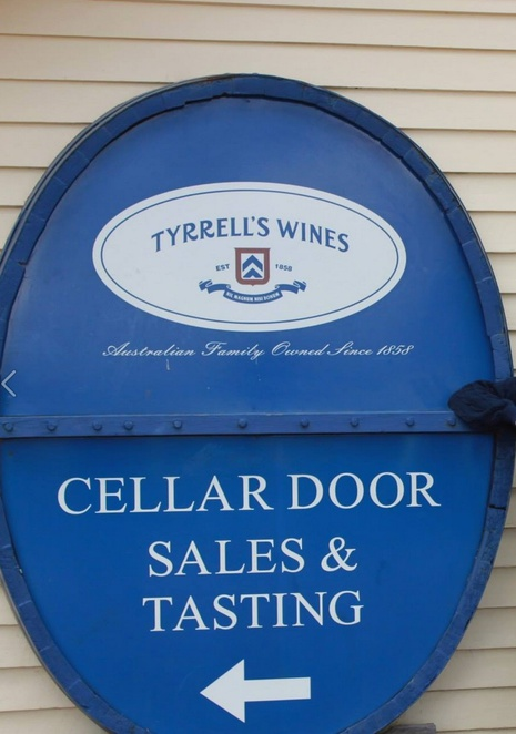 Tyrrells winery, Hunter Valley, Wine Country, wine tasting, holiday