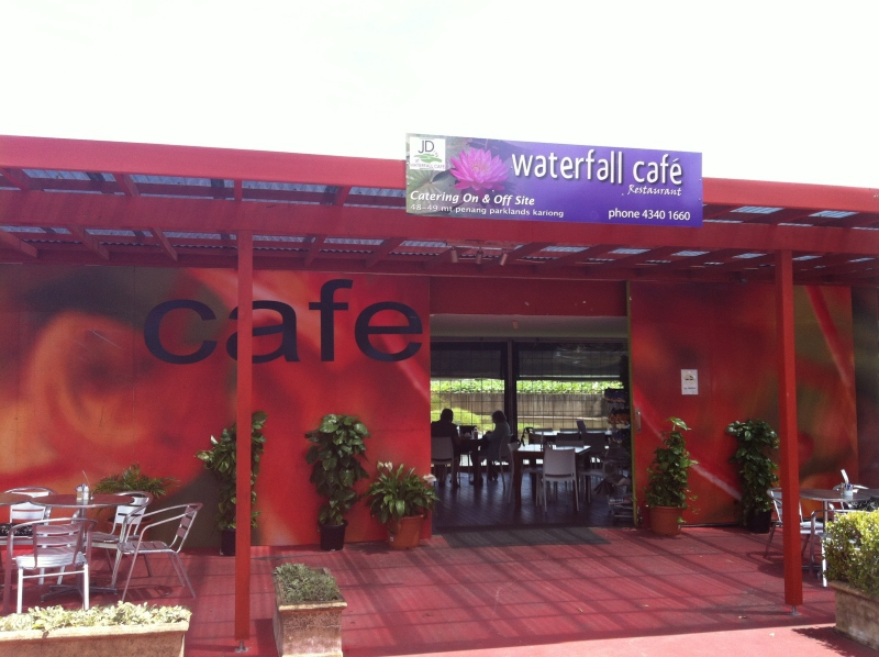 Photo Of Waterfall Cafe Kariong New South Wales Australia Front
