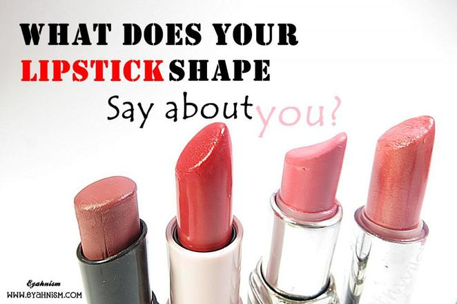 What does your lipstick say about you?