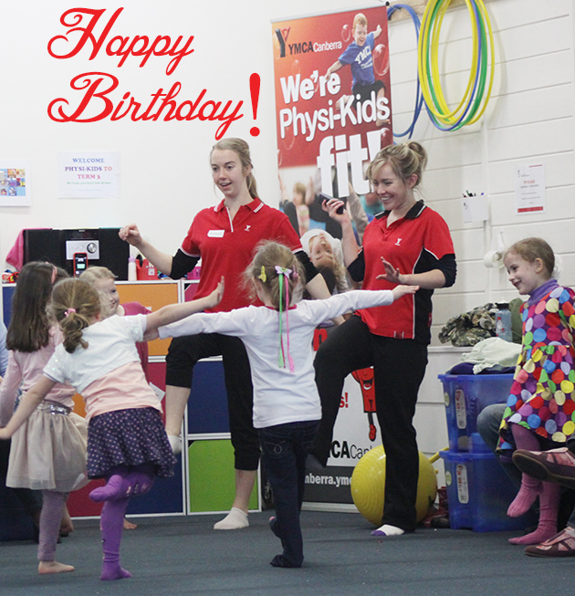 Children's Birthday Party Venues In Canberra
