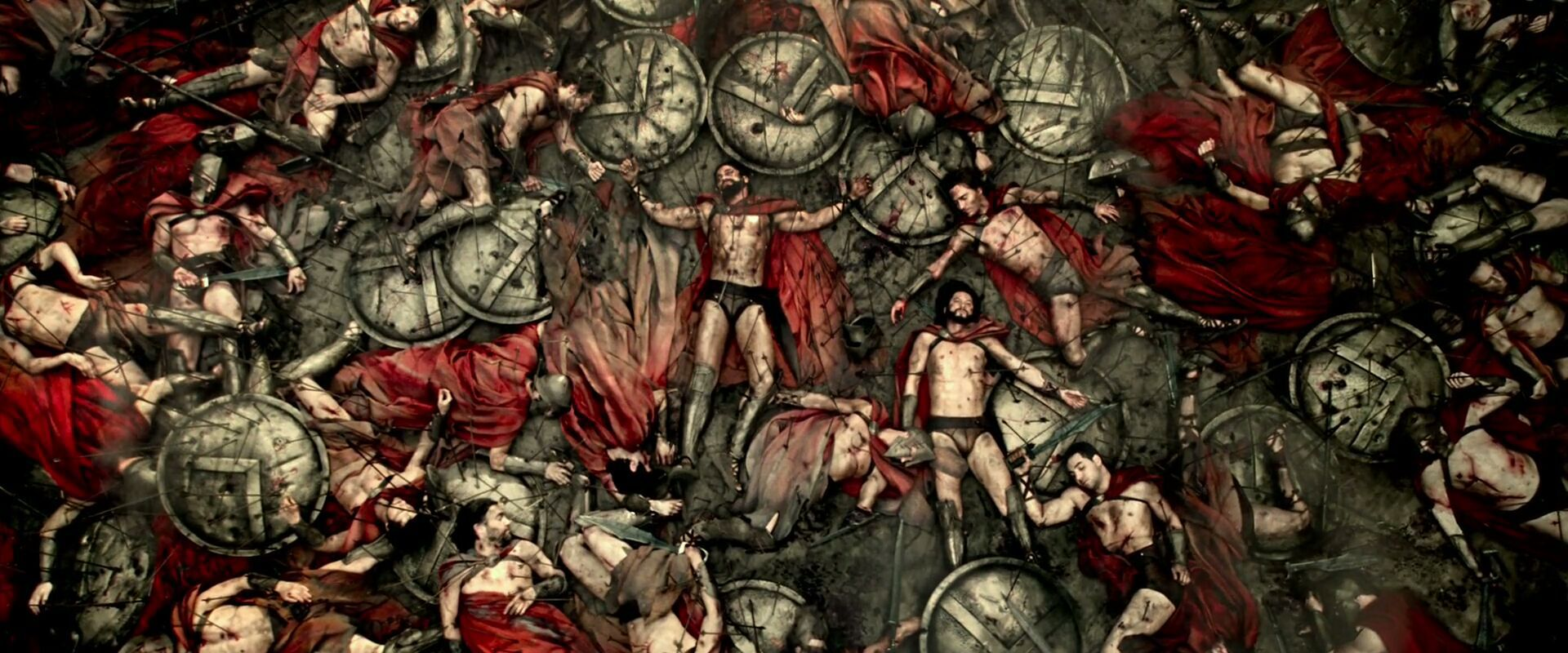 The first battle that takes place in the 300 Rise of an Empire movie is the Battle of Marathon in 490 BC This happens ten years prior to the events in 2007s 300 movie Athens victory over Persia at Marathon Greece sets the stage for the motivations behind Xerxess transformation into the movies fictional God King