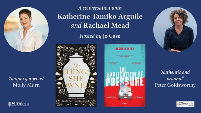 A conversation with Katherine Tamiko Arguile and Rachael Mead