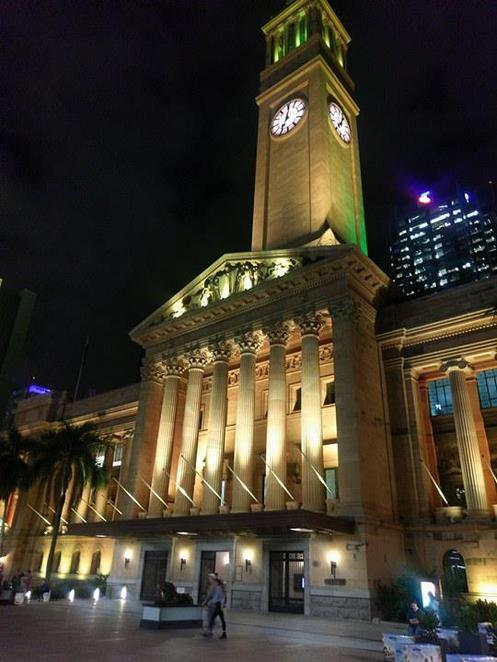 Anywhere Theatre Festival, Brisbane Town Hall, things to do in Brisbane, something different in Brisbane