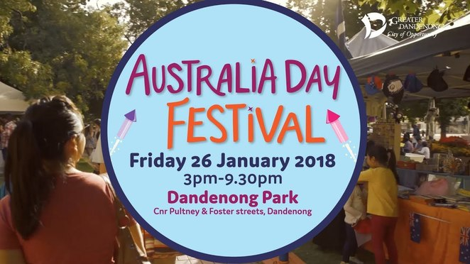 australia day festival, city of greater dandenong, community event, fun things to do, family fun, entertainment, aboriginal and torres strait islander people, welcome to country, smoking ceremony, wurundjeri elder, flag raising ceremony, australia day awards, dandenong park, fun for kids