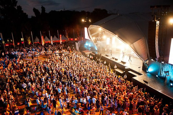 australian of the year awards 2016, canberra, australia day concert 2016, 25th january 2016, ACT, australian of the year awards and concert,