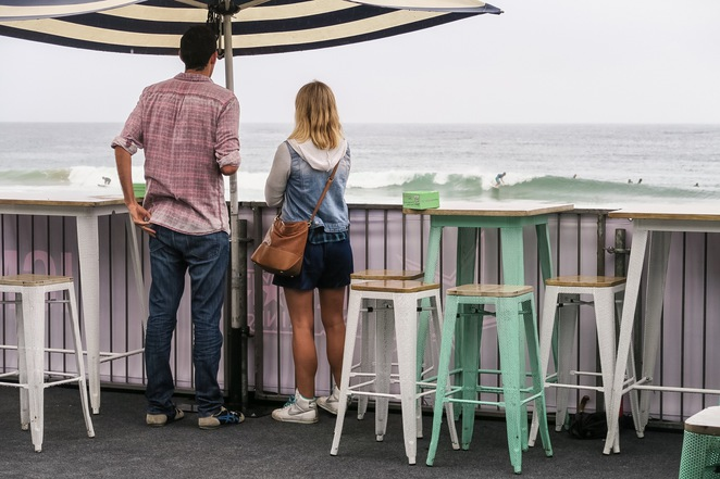 Beach Club at Manly by Watsons Bay Boutique Hotel (photo by Adrian Kmita)