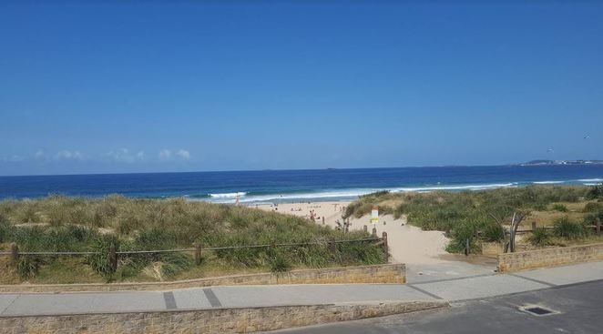 beachside, restaurant, wollongong, steamers bar and grill