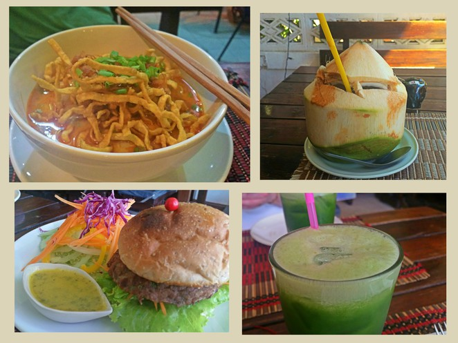 best vegetarian restaurants, vegetarian, vegan, chiang mai, thailand, food, restaurants