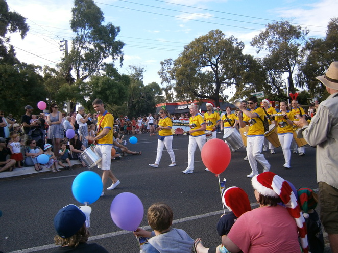 Blackwood, Christmas, coromandel valley, rotary, nativity, church, pageant, parade, family, fun, entertainment, floats, business, Friday night, father christmas, school, clubs