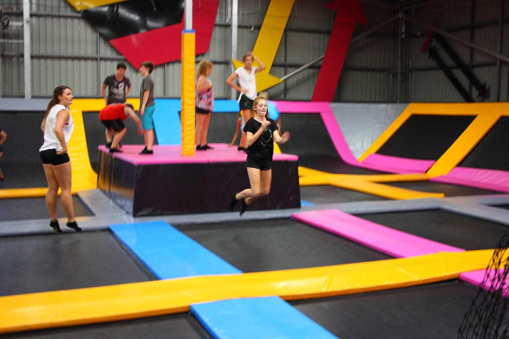 bounceinc trampoline park activities centre perth. Black Bedroom Furniture Sets. Home Design Ideas